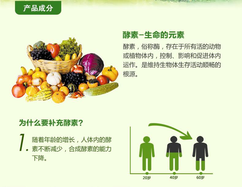 维您综合蔬果乳酸酵素(固体饮料)