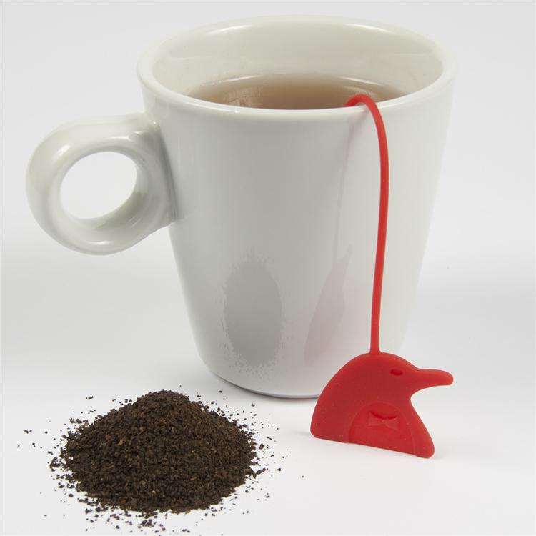 茶叶滤器(红)