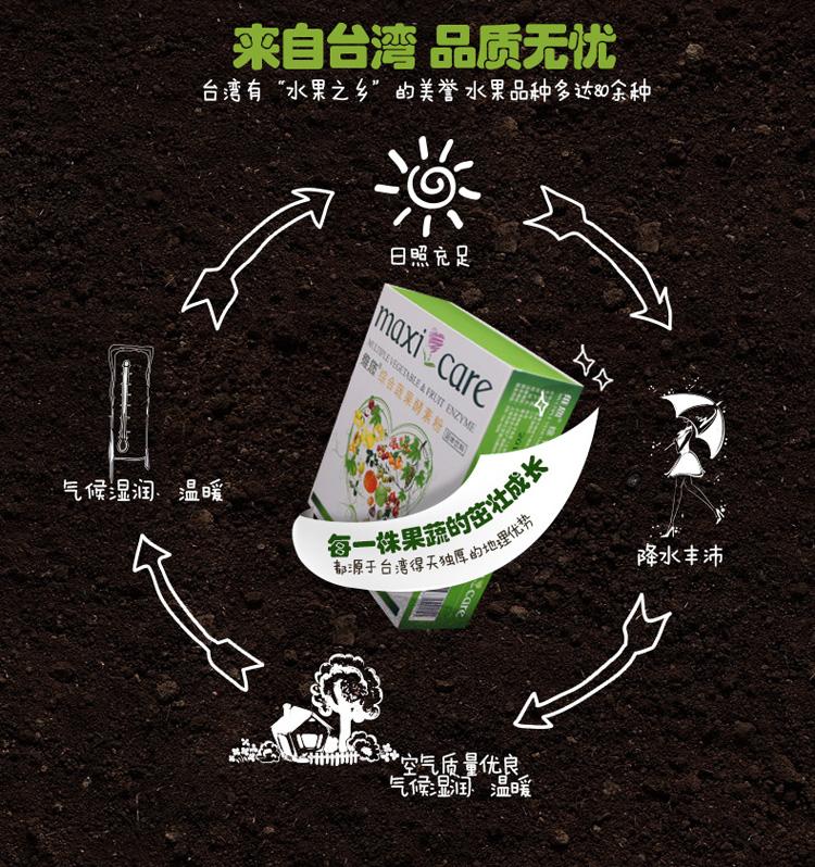 维您综合蔬果酵素粉(固体饮料)