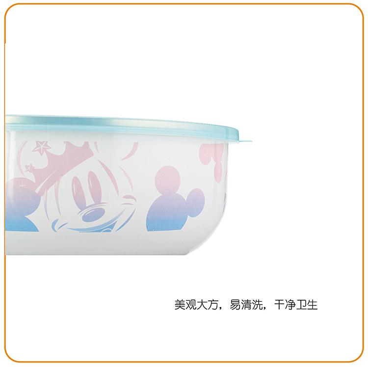 迪士尼奇幻星云五入搪瓷碗