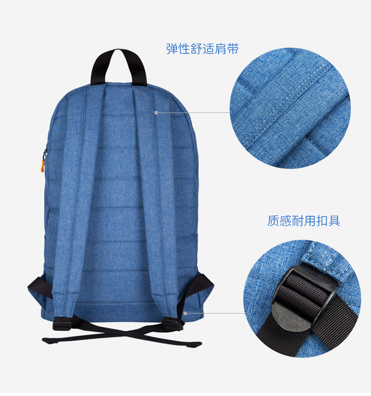 YUMC双肩包(珊瑚粉)